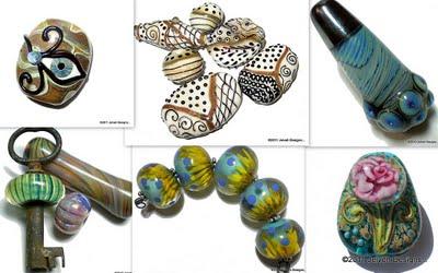 Jelveh's beads