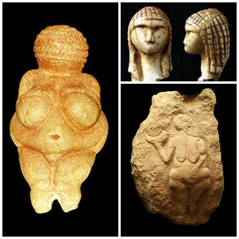 ancient goddesses
