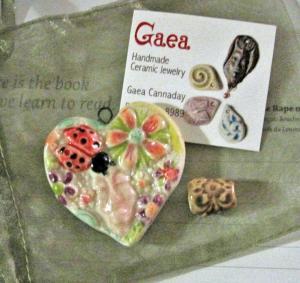 Gaea beads