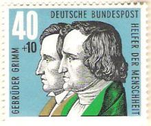 Grimm stamp