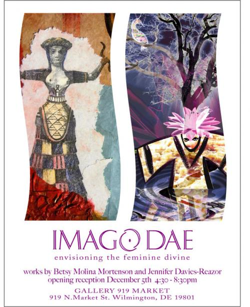 Imago Dea poster
