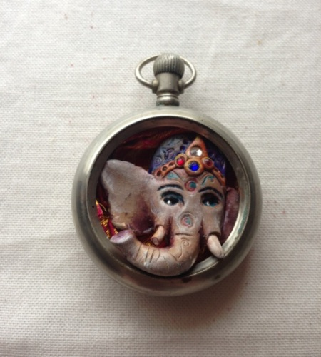 Ganesha watch