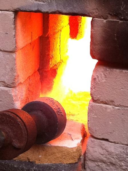 kiln burner