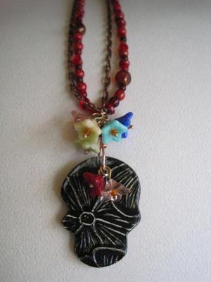 Muertos necklace