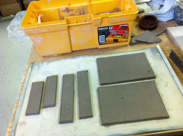 slabs cut