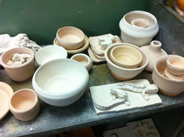 plethora of pots