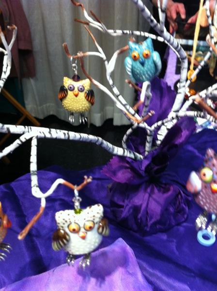 Joan MIller owls