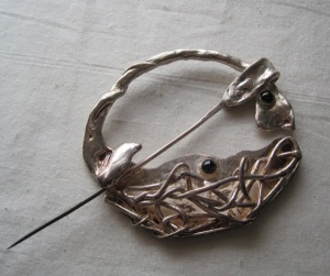 Celtic brooch 2