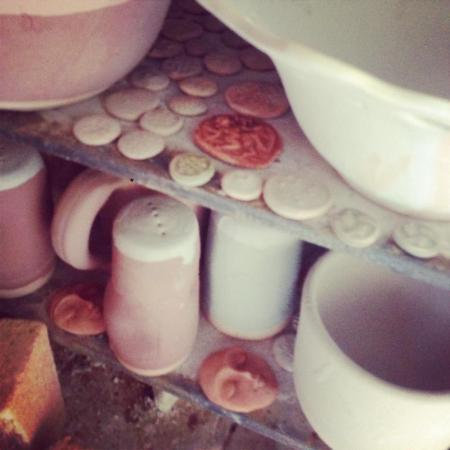 ^10 kiln loading