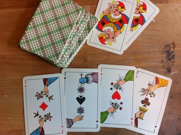 deck aces