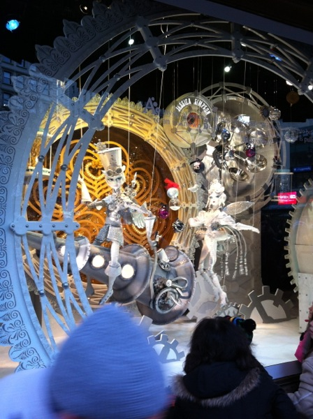 Macy's Steampunk Magic