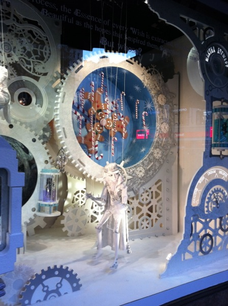 Macy's windows