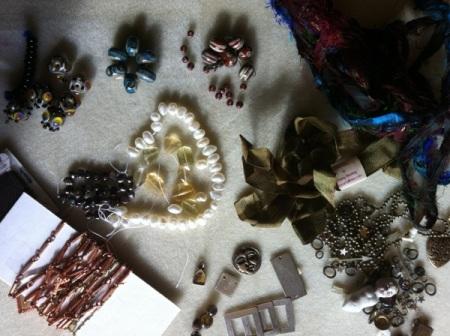 Nina's treasures