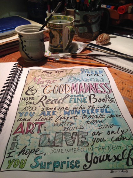 art journal Jan1