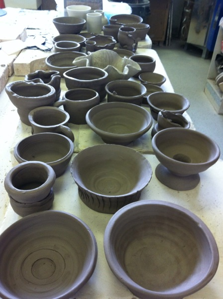 Plethora of pots