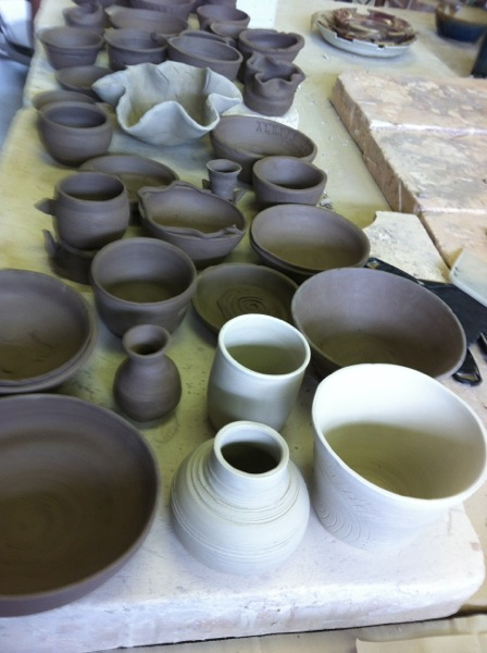 Plethora of pots continued