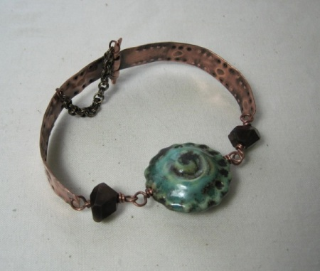hinge clasp bracelet