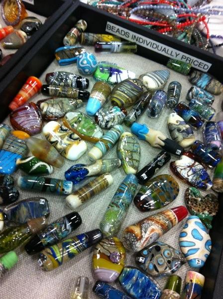 Gardanne beads
