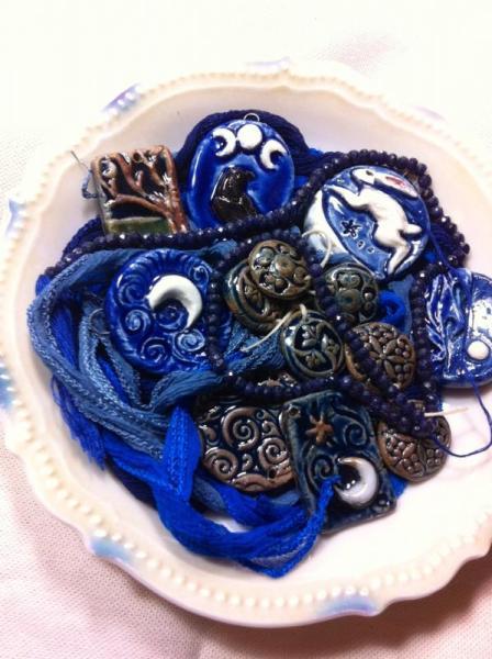 Sapphire palette