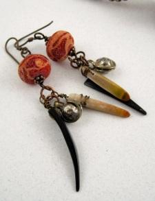 earrings to match