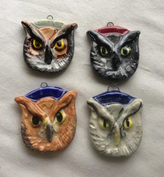 My OOAK owls