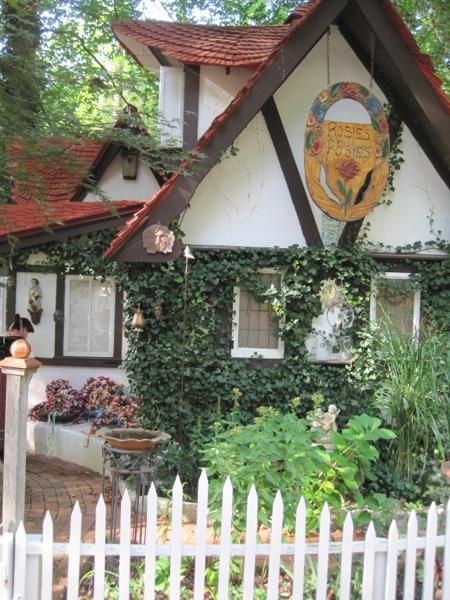 JDR posie house