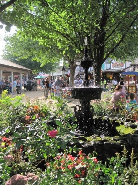 JDR fountain