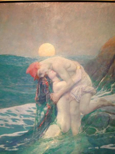Howard Pyle's Mermaid