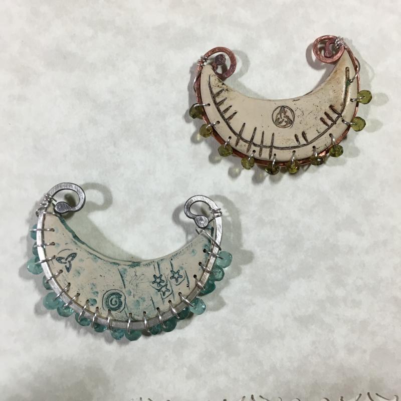my lunula pendants