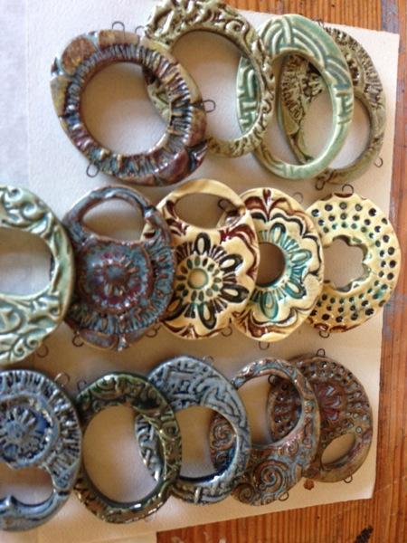 resin rings