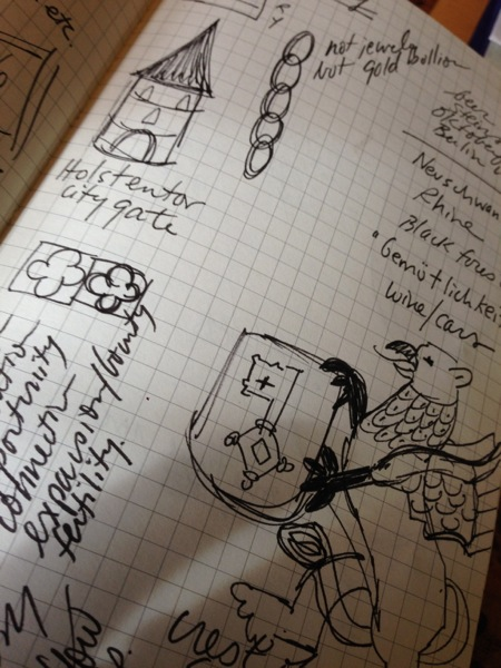 sketches notes