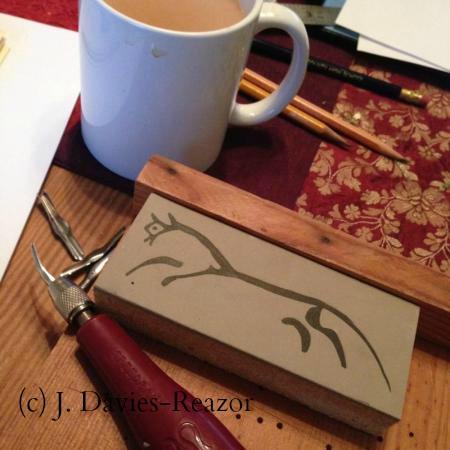 Lino desk