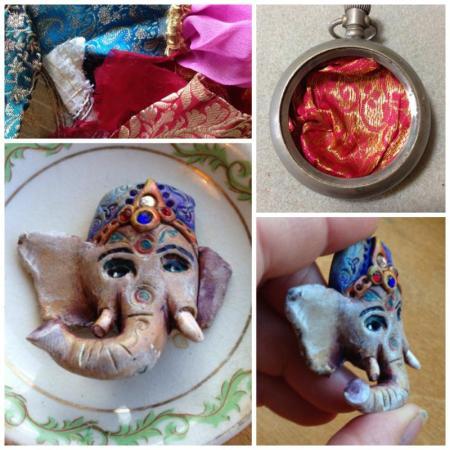 Ganesh collage