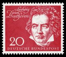 Beethoven stamp