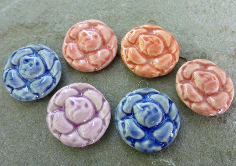 Diana's porcelain roses