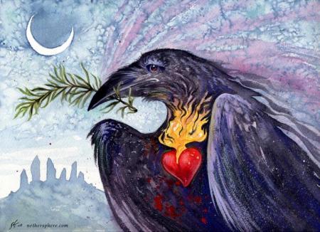 Lostimolo Rosemary Raven