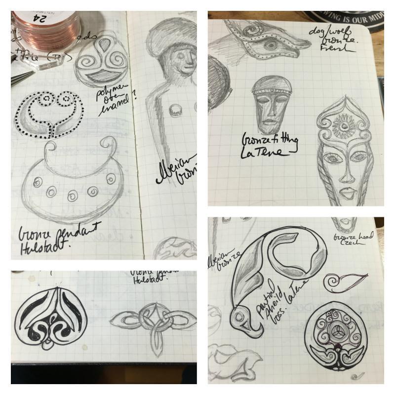 celtic sketches