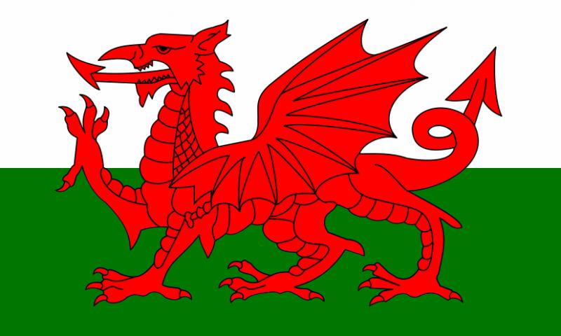 Welsh dragon