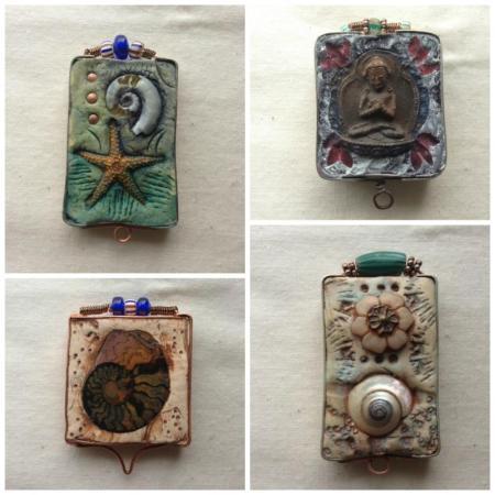 Wunderkammer amulets