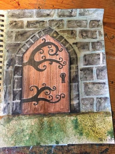 """""""Portal"""" exterior"""