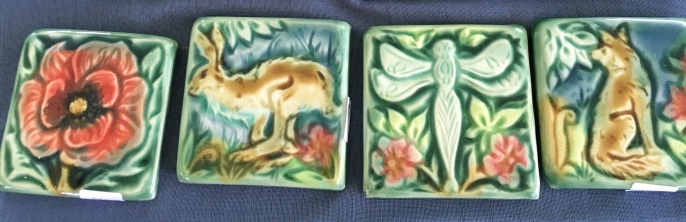 Mary Philpott tiles!